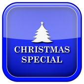 Christmas special icon — Stockfoto