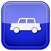 Car icon — Stockfoto