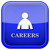 Careers icon — Foto Stock