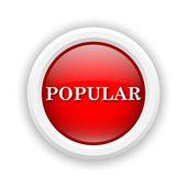 Icona popolare — Foto Stock
