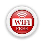 WIFI free icon — Stock Photo