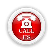 Appelez-nous icône — Photo