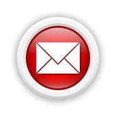 Icono de correo electrónico — Foto de Stock