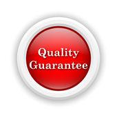 Kwaliteit garantie pictogram — Stockfoto