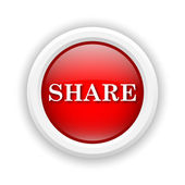 Share icon — Foto de Stock