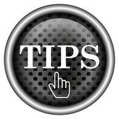 Icono de consejos — Foto de Stock