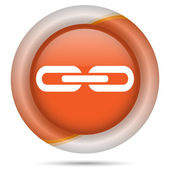 Koppelingspictogram — Stockfoto