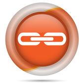 Link icon — Foto de Stock
