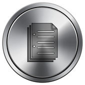 Icône de document — Photo