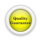 Icône de garantie de qualité — Photo