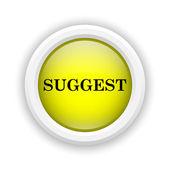 Suggest icon — Stock Photo