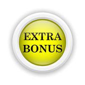 Extra bonus icon — Stock Photo