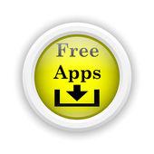 Free apps icon — Stock Photo
