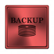 Stock Photo: Back-up icon
