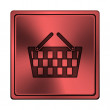 Shopping basket icon — Stock Photo #38762031