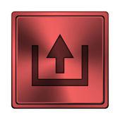 Caricare l'icona — Foto Stock