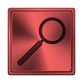 Icona di ricerca — Foto Stock