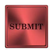 Submit icon — Stock Photo