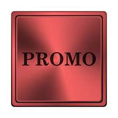 ícone de promo — Foto Stock