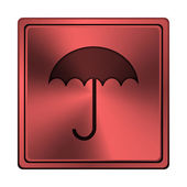 Icône de parapluie — Photo