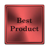 Beste product icoon — Stockfoto