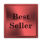 ícone do melhor vendedor — Foto Stock