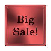 Icona grande vendita — Foto Stock