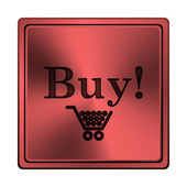 Buy icon — Foto Stock