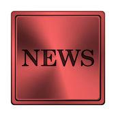 символ новостей — Стоковое фото