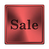 Sale icon — Stock Photo