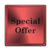 Speciale aanbieding-pictogram — Stockfoto