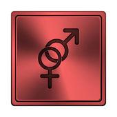 Icona del sesso — Foto Stock
