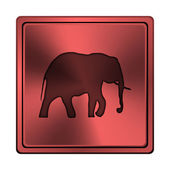 символ слона — Стоковое фото