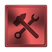 Icona strumenti — Foto Stock