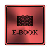 E-kitap simgesi — Stok fotoğraf