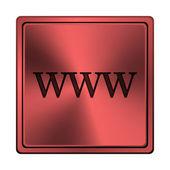 Ikony www — Zdjęcie stockowe