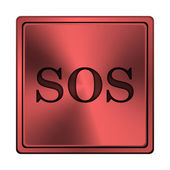 Sos ikona — Zdjęcie stockowe