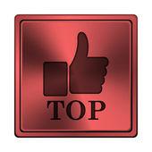 Top icon — Stock Photo