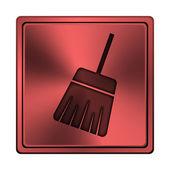 ícone de varredura — Foto Stock