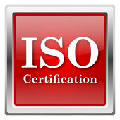ISO certification icon — Photo