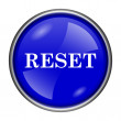 Stock Photo: Reset icon