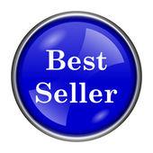 Ícone do melhor vendedor — Fotografia Stock
