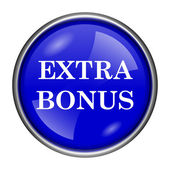 Extra bonus pictogram — Stockfoto
