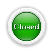 Closed icon — Stock Photo