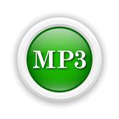MP3 icon — Stockfoto