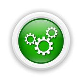 Settings icon — Stock Photo