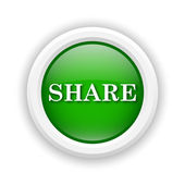 Share icon — Stock fotografie