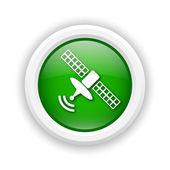Icono de la antena — Foto de Stock