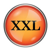 Xxl-symbol — Stockfoto