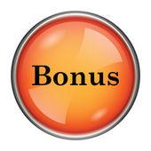 бонус значок — Стоковое фото